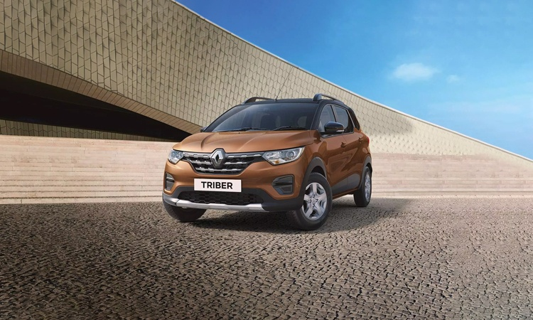 Renault Triber Price In India Images Mileage Features