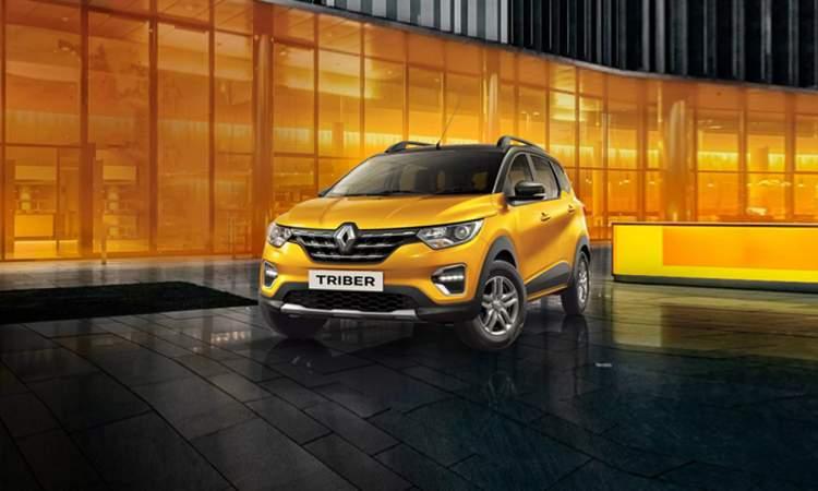 Renault Triber Price in India, Images, Mileage, Features