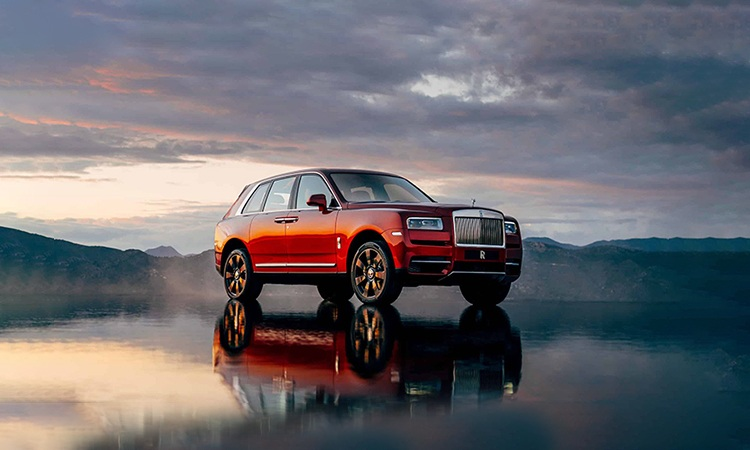 Rolls Royce Cullinan Price In India Images Mileage Features