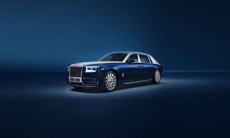 Rolls Royce Phantom Images