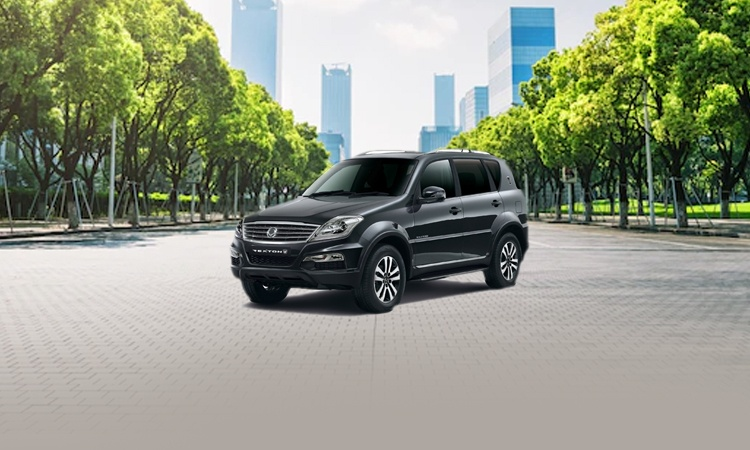 Ssangyong Rexton W Price In India Images Mileage