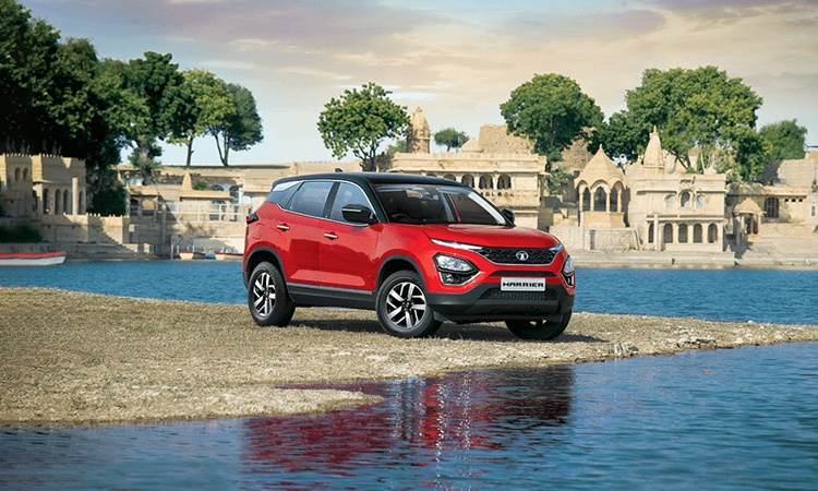 Tata Harrier Price In India Images Mileage Features Reviews