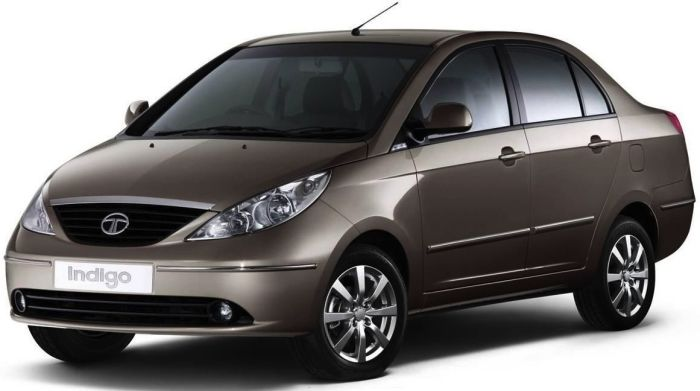 Tata Indigo CS GLX - BS III Car Price, Specification &amp- Features ...
