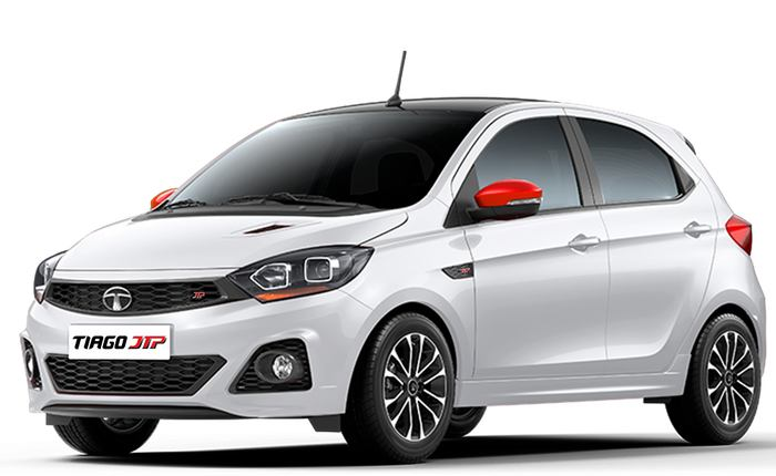 Tata Tiago Jtp Price In India Images Mileage Features Reviews
