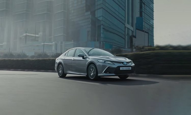 Delightful Toyota Camry Images