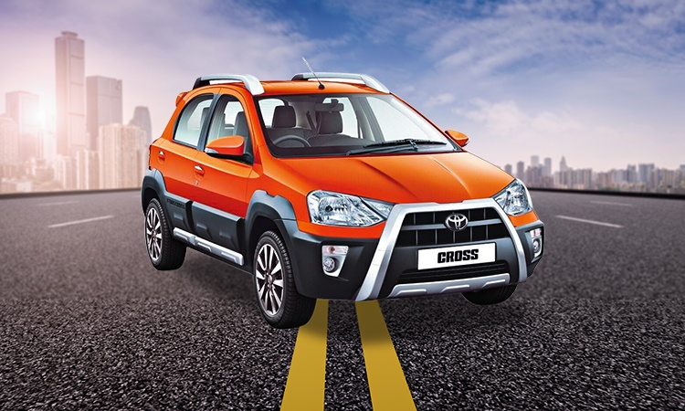 Toyota Etios Cross Price In Kolkata Get On Road Price Of