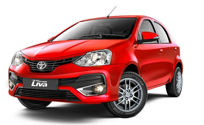 Etios Car Price In Delhi