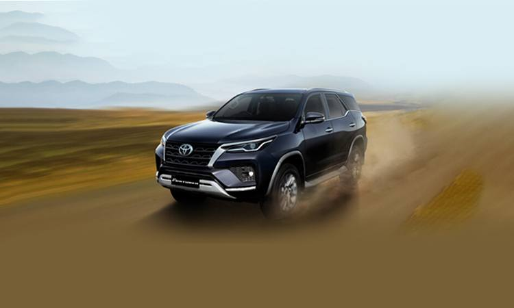 Fortuner Car Price In Jaipur