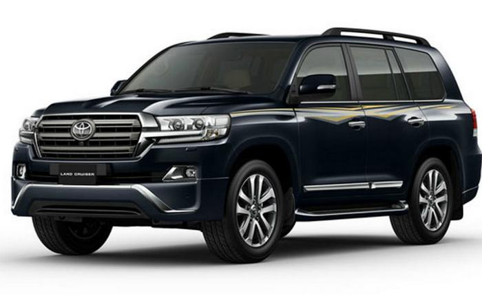 Toyota Land Cruiser India, Price, Review, Images - Toyota Cars