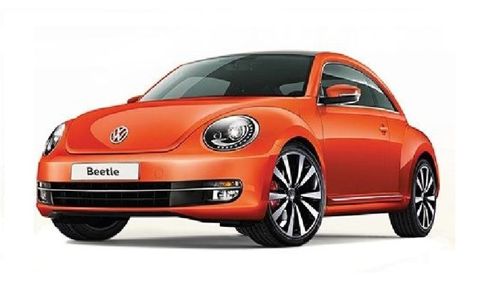 Volkswagen New Beetle Car