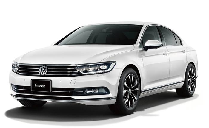 Volkswagen Passat India Price Review Images