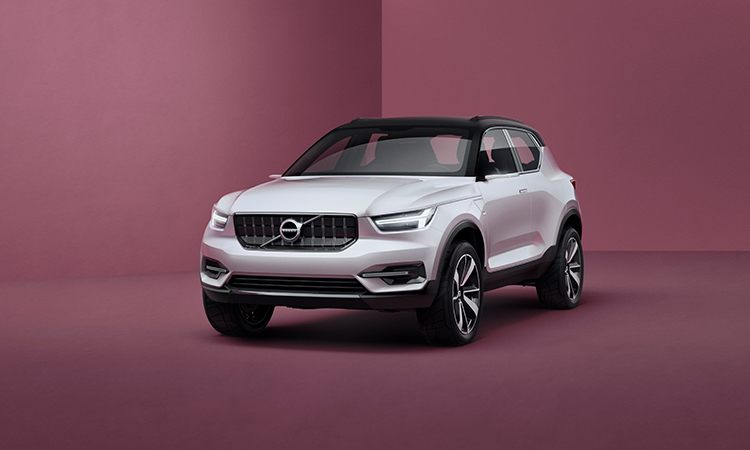 Volvo V40 India, Price, Review, Images - Volvo Cars