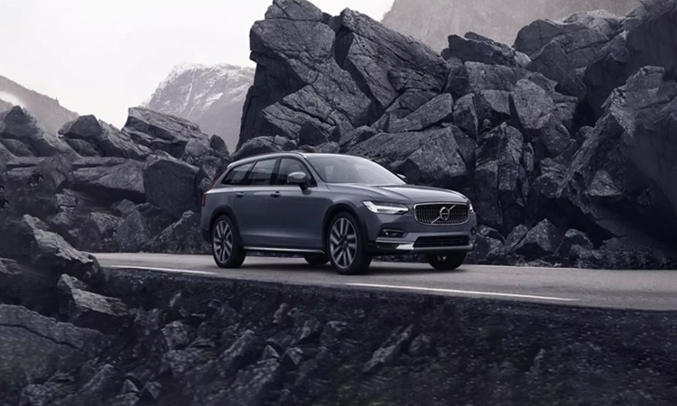 Volvo V90 Cross Country Price In India Images Mileage Features