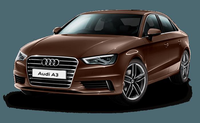Audi A3 Beluga Brown Metallic