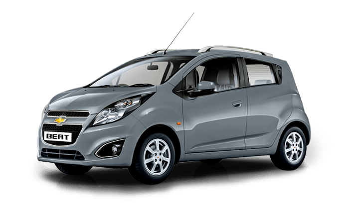 Chevrolet Beat Satin Steel Grey