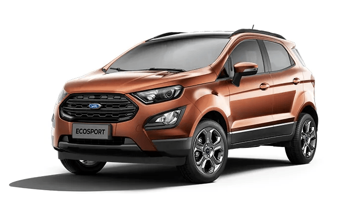 Ford Ecosport Canyon Ridge