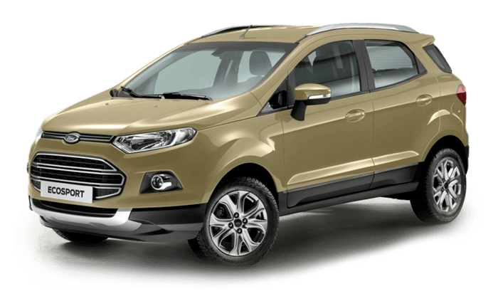 Ford EcoSport 2016 Price in India GST Rates Images Mileage