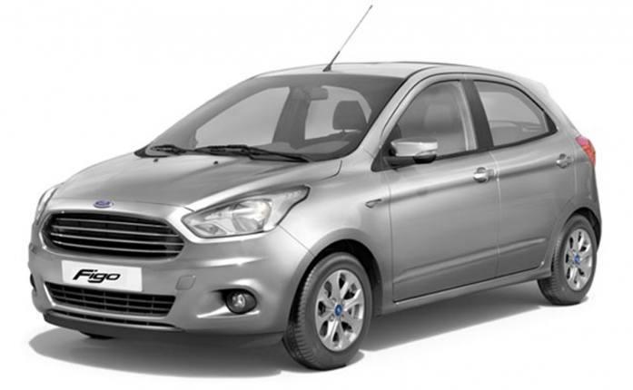 Ford Figo Ingot Silver