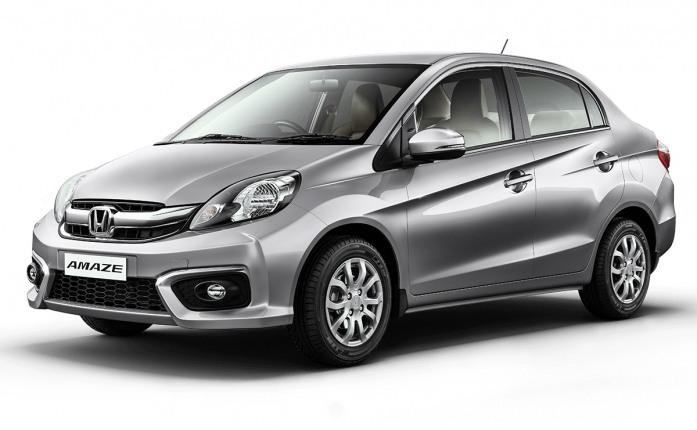 Honda Amaze Price In New Delhi Get On Road Price Of Honda Amaze