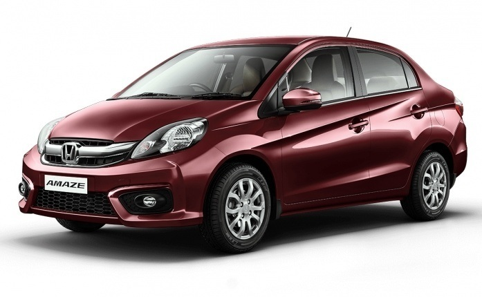 Honda Amaze Price In New Delhi Get On Road Price Of Honda