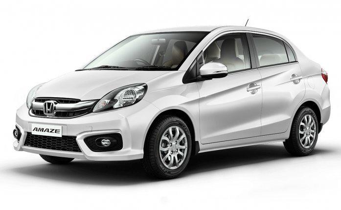 Honda Amaze Car On Road Price In Kolkata