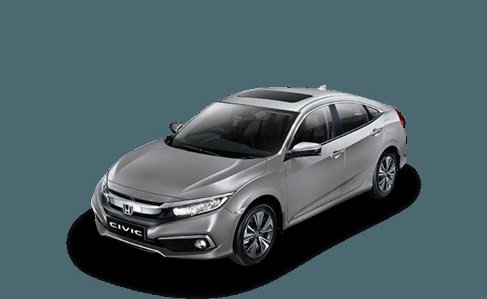 Honda Civic New >> 2019 Honda Civic V Cvt Petrol