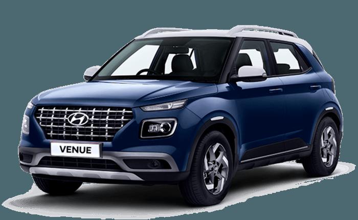 Hyundai Venue Price list for all Variants