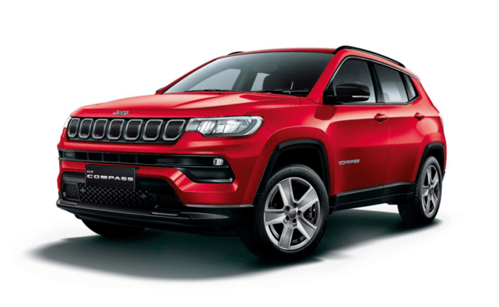 jeep compass price in ahmedabad get on road price of jeep compass. Black Bedroom Furniture Sets. Home Design Ideas