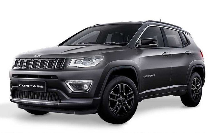 Jeep Compass Longitude Plus 2 0 At Diesel Price Specs And Features