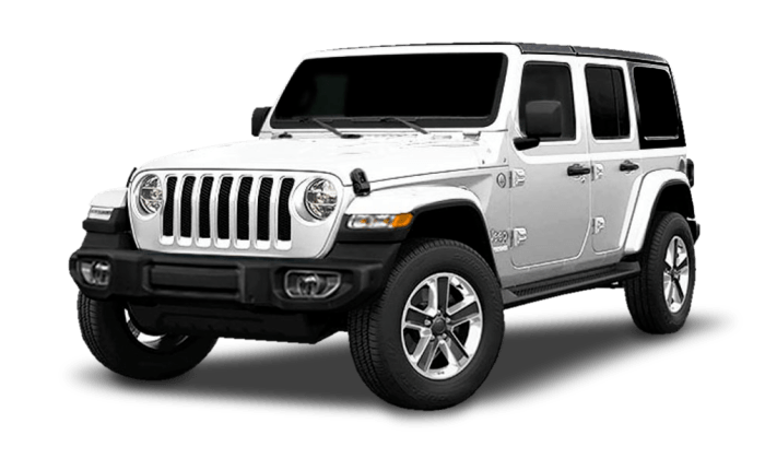 Jeep Wrangler Unlimited Price In India Gst Rates Images