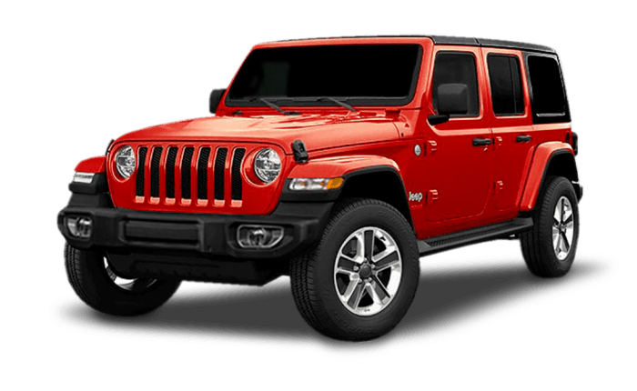 Jeep Wrangler Unlimited Price in India (GST Rates), Images ...