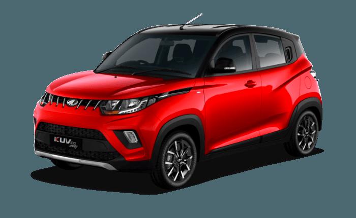 Mahindra Kuv100 India Price Review Images Mahindra Cars