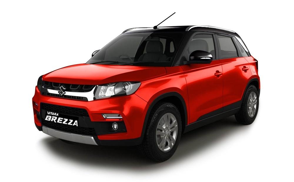 Image result for Suzuki Vitara Brezza