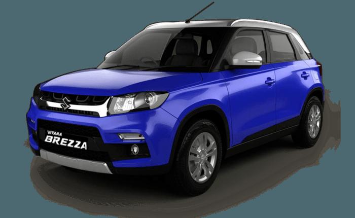Maruti Suzuki Vitara Brezza Price In Mumbai Get On Road