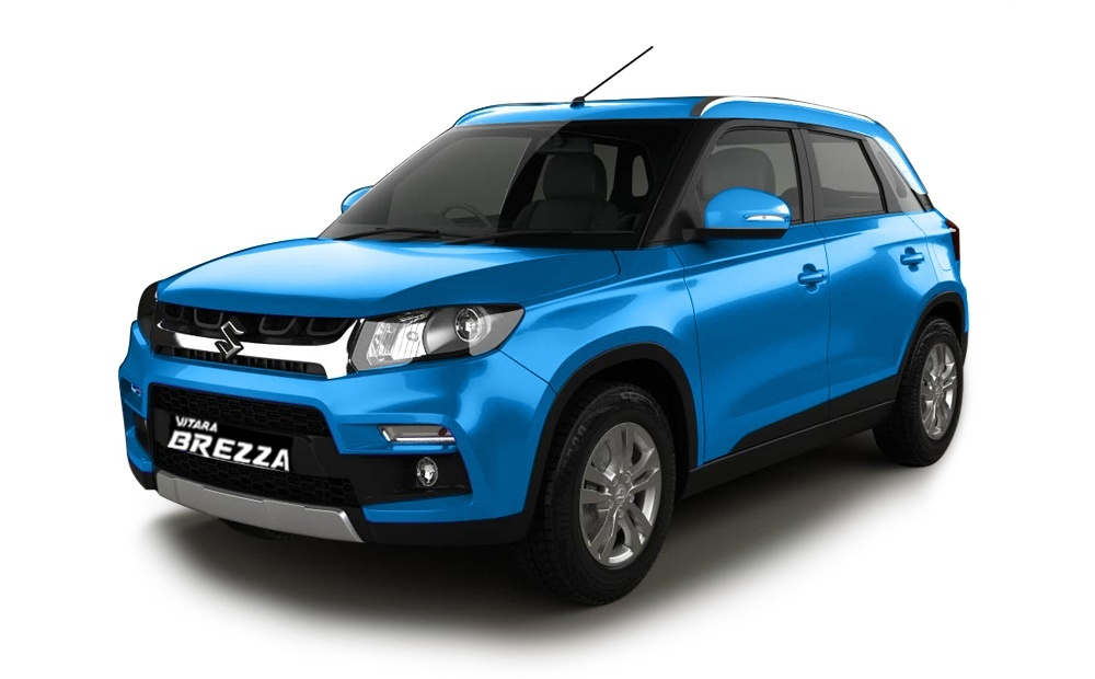 Maruti Suzuki Vitara Brezza India Price Review Images