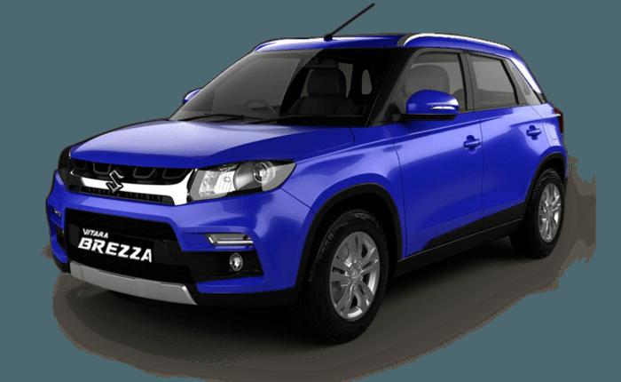 Suzuki Brezza 2017 >> Maruti Suzuki Vitara Brezza Price in India (GST Rates), Images, Mileage, Features, Reviews ...
