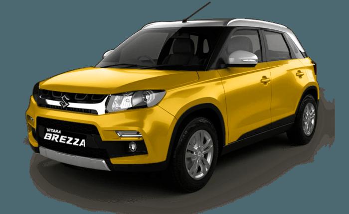 Maruti Suzuki Vitara Brezza Price In India Gst Rates