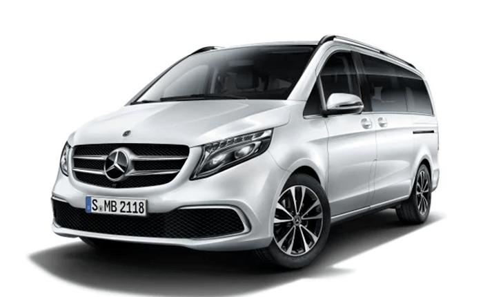 Mercedes Van Price >> Mercedes Benz V Class