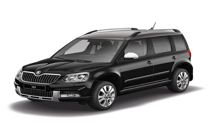 skoda yeti style 4x4 price features car specifications. Black Bedroom Furniture Sets. Home Design Ideas