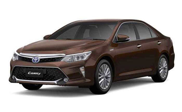 toyota camry price in india gst rates images mileage. Black Bedroom Furniture Sets. Home Design Ideas