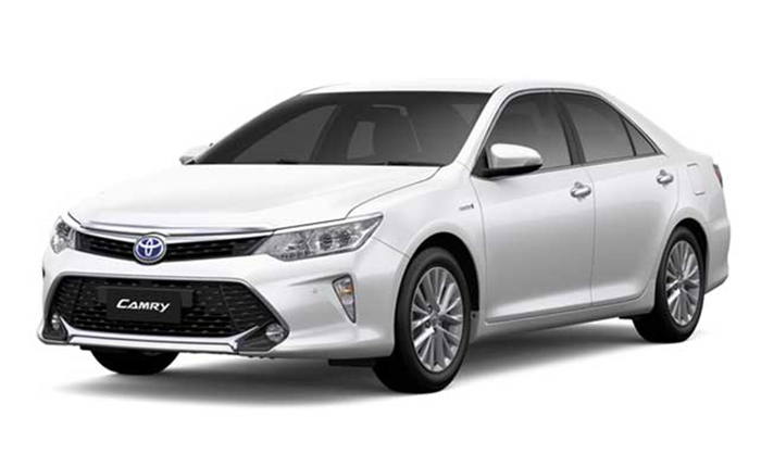 Toyota Camry Price in India GST Rates Images Mileage Features