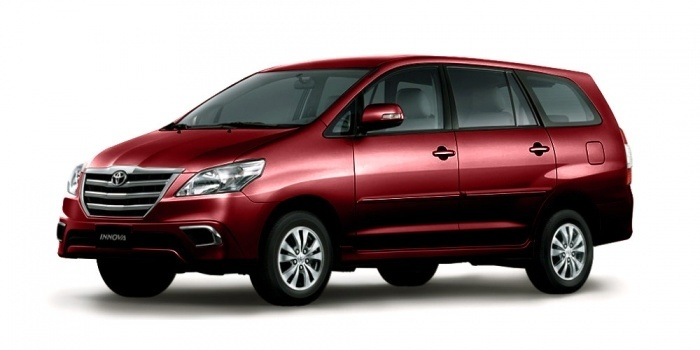 Toyota Innova 2 0 V Price Features Car Specifications