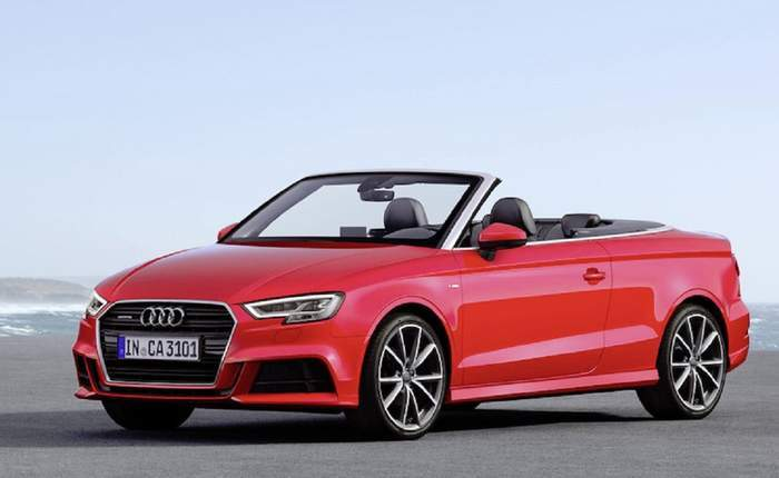 audi a3 cabriolet price in india (gst rates), images, mileage