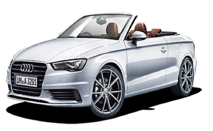 audi a3 cabriolet price in chandigarh: get on road price of audi