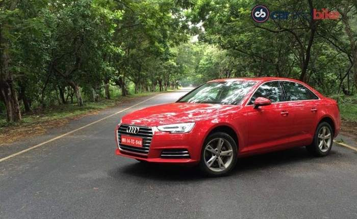 Audi A Price In Ahmedabad Get On Road Price Of Audi A - Audi a4 price