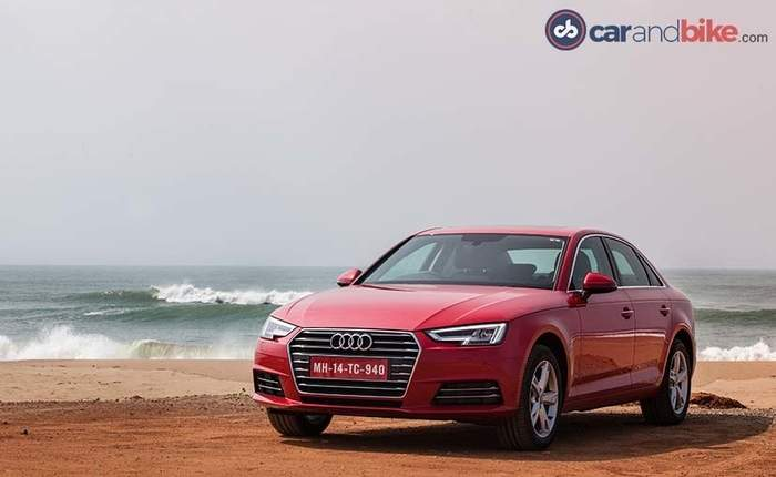 Audi A4 Price in New Delhi: Get On Road Price of Audi A4