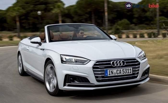 Audi car price india 2018 15