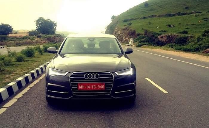 Audi A6 Front.profile