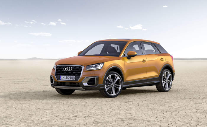 audi q2 2017 price in india launch date review specs. Black Bedroom Furniture Sets. Home Design Ideas