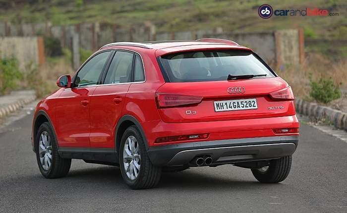 Audi Q3 Price in India (GST Rates), Images, Mileage, Features, Reviews - Audi Cars